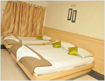 3 Bed Room | Nand Hotels